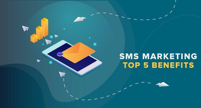 5 SMS Marketing Benefits