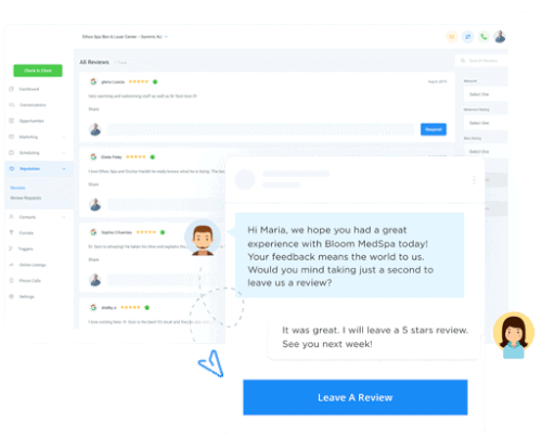 Automated Customer Review Outreach