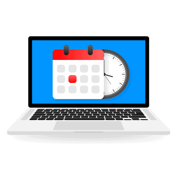 Automated Online Booking Calendar
