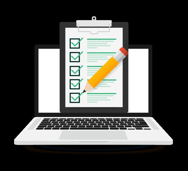 Online Survey Forms Lead Generation