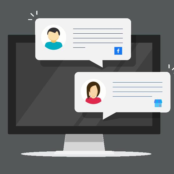Social Media Messaging Software